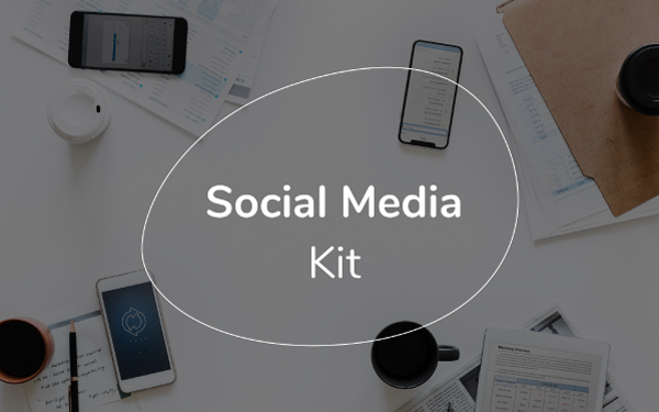 social media kit template free pdf ppt download slidebean