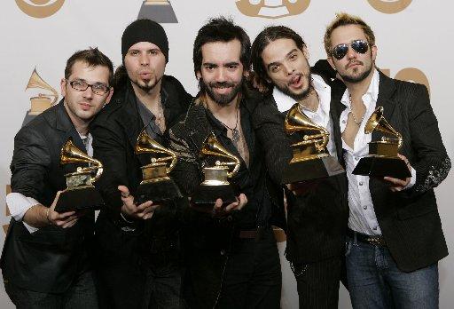 Black Guayaba  Grammy-winning Puerto Rican rock band