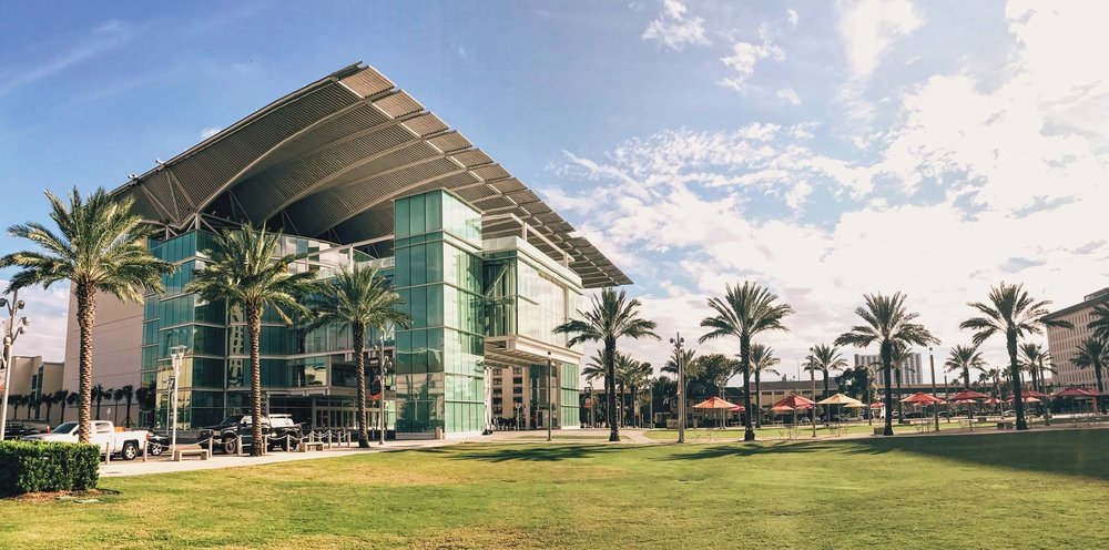Dr. Phillips Center   State of the art center in Downtown Orlando