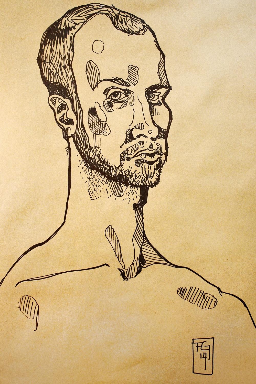 Self Portrait at 29