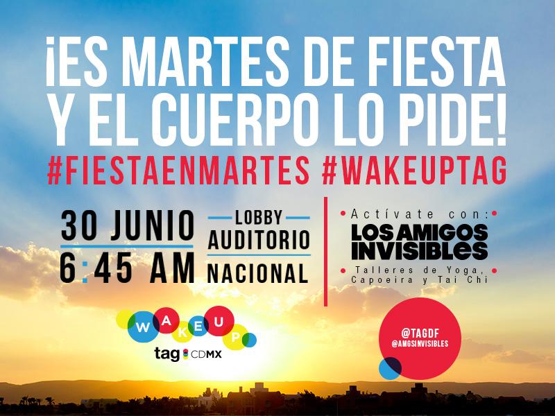 wakeup tag.