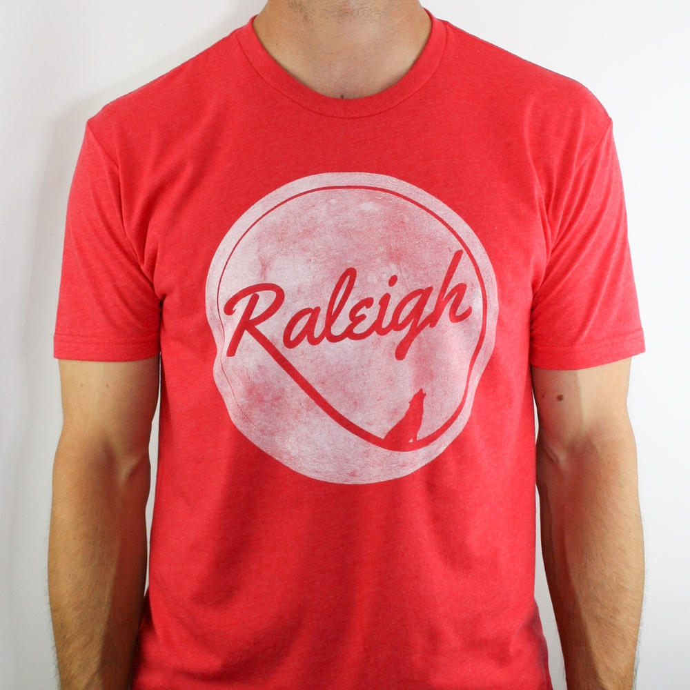 Raleigh Moon T Shirt