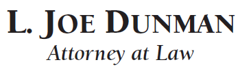 L. Joe Dunman, Kentucky Attorney