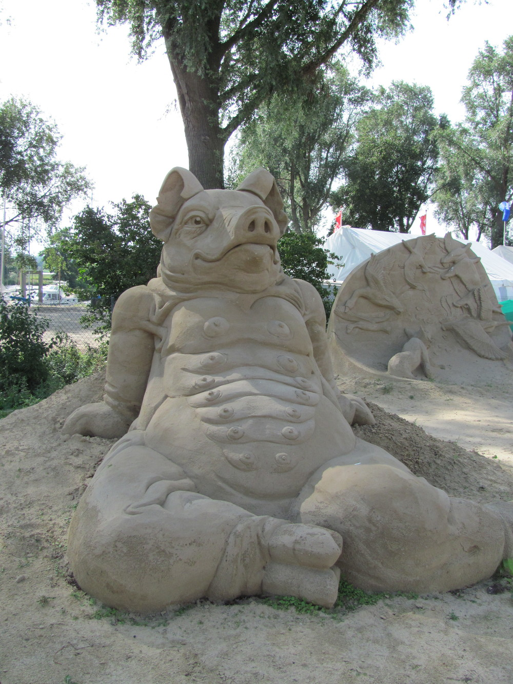 The Dutch Sand Sculpture Festival