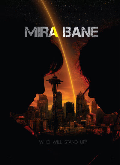 Mira Bane Sci-Fi Action Thriller written by Arvel Chappell III and Michael J. Martinez. Developed with grant from NASA and Writer's Boot Camp. 2013 Project Stargazer Award Winner HBFF