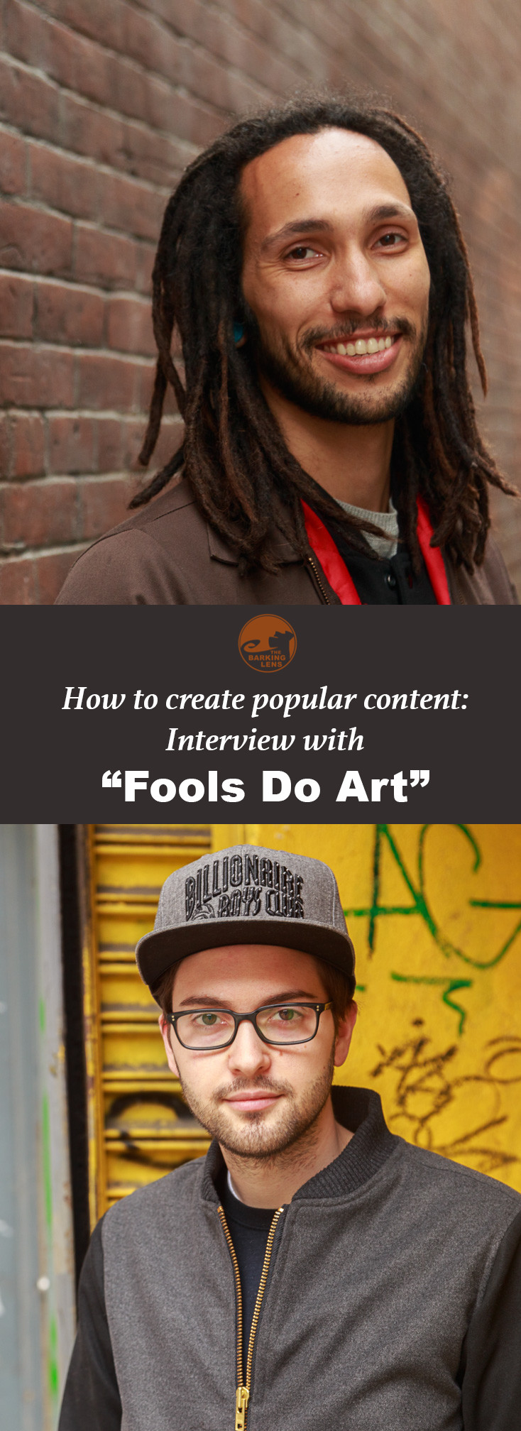 Creating Popular Content: Interview with Fools Do Art