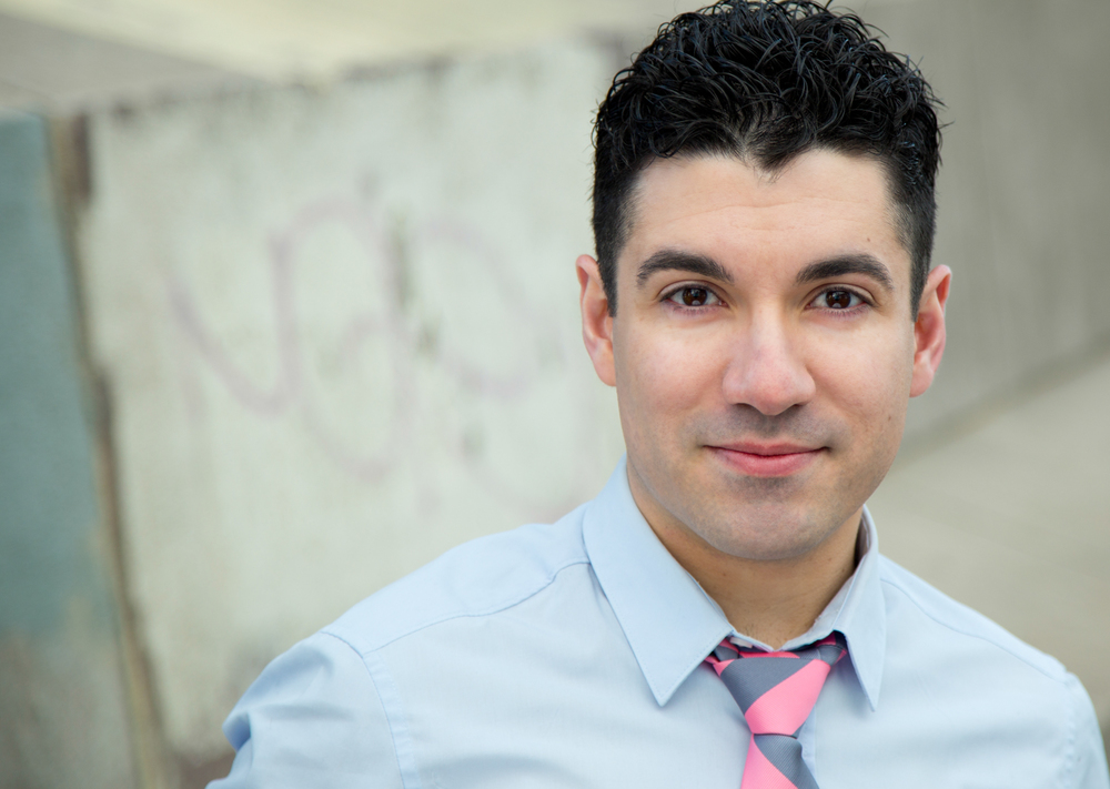 Javier Ignacio - Commercial Headshot