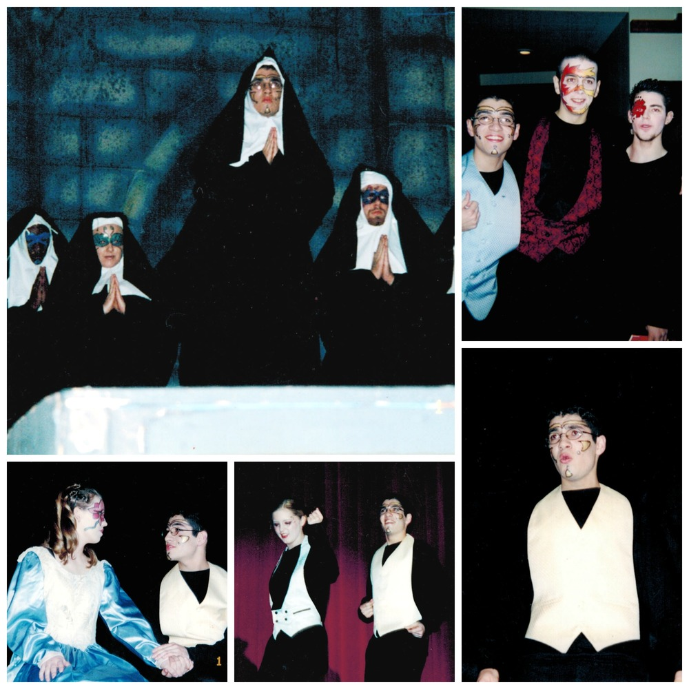 Wichita Southeast High School - PIPPIN 2002