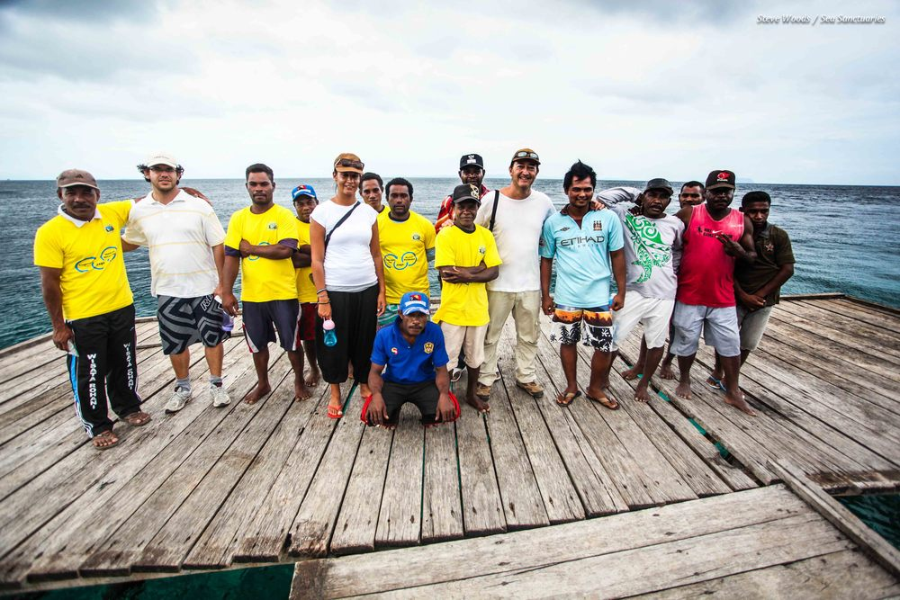 Community Health Survey conducted by Sea Sanctuaries