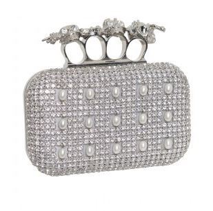 skull diamonte clutch - Charlie Brown.JPG