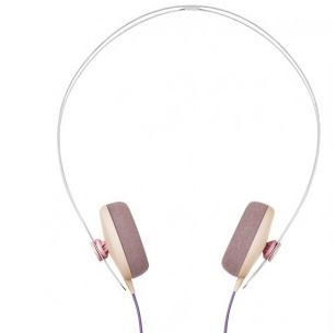 aiaiai headphones at Hunting for George.JPG