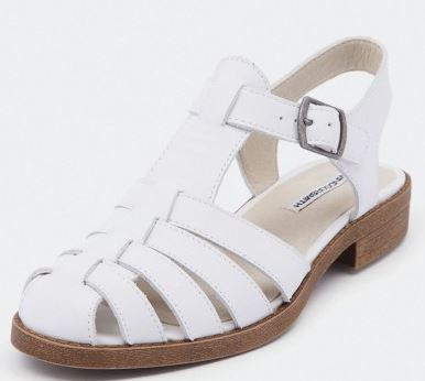 Windsor Smith White chunky sandal Style Tread.JPG