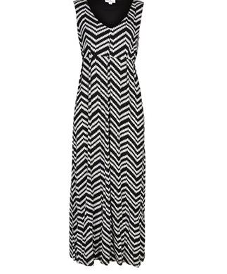 zig zag maxi dress from Millers Boutiques.JPG