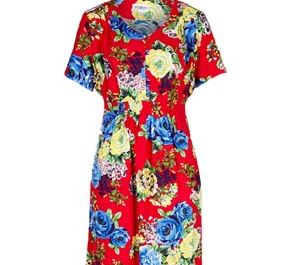 floral dress Millers retail stores.JPG