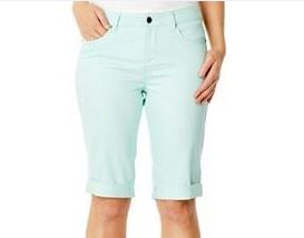 roll up cuff shorts - katies fashion store.JPG