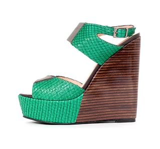 Turquoise wedge Babi Bello.JPG