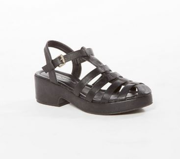 buckled sandal - glassons.JPG