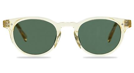 Joyce champagne ladies sunglasses - Bailey Nelson.JPG