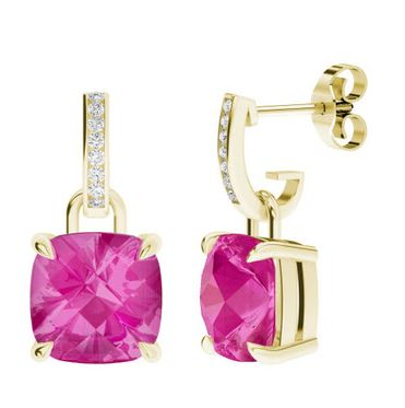 pink sapphire gold and diamond drop earrings.JPG
