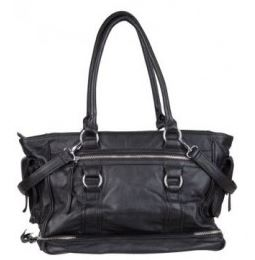 sterling and hyde mariana black leather bag.JPG