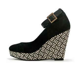 Carmen black wedges.JPG