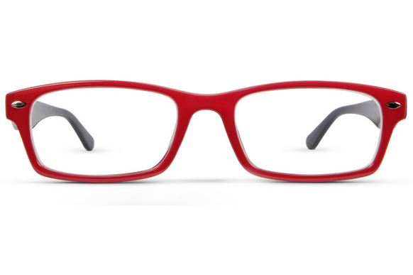 coder chic red glasses at Sneaking Duck Eyewear.JPG