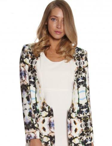 Finderskeepers light floral blazer.JPG