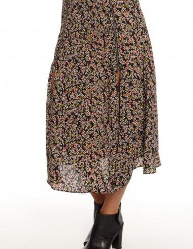 some days lovin floral midi skirt.JPG