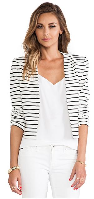 bcbgmaxazria striped blazer.JPG