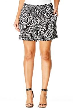 monotone diamond soft shorts katies.JPG