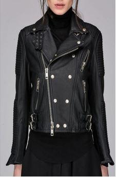 asymmetric zip jacket at Jessica Buurman.JPG