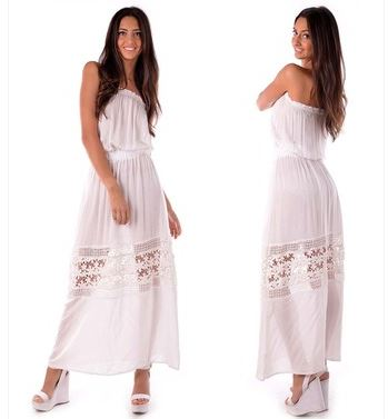 blonde white lace maxi dress jfahri.JPG