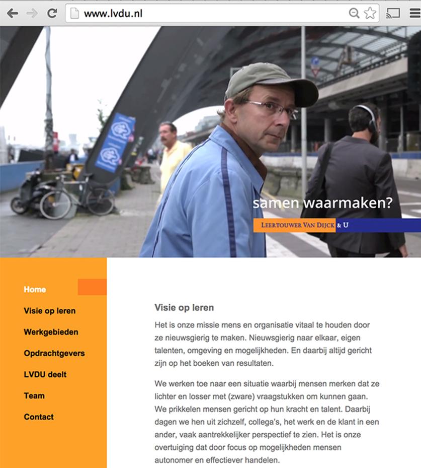 Website LVDU? Klik hierboven.