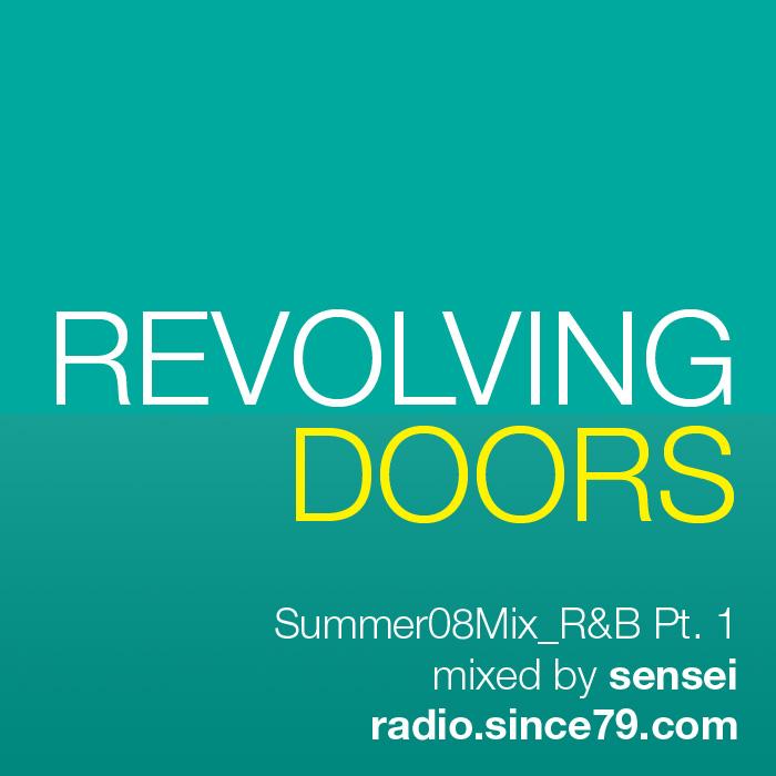 Revolving Doors cover pt1