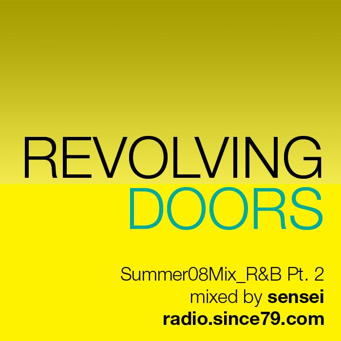 Revolving Doors cover pt2