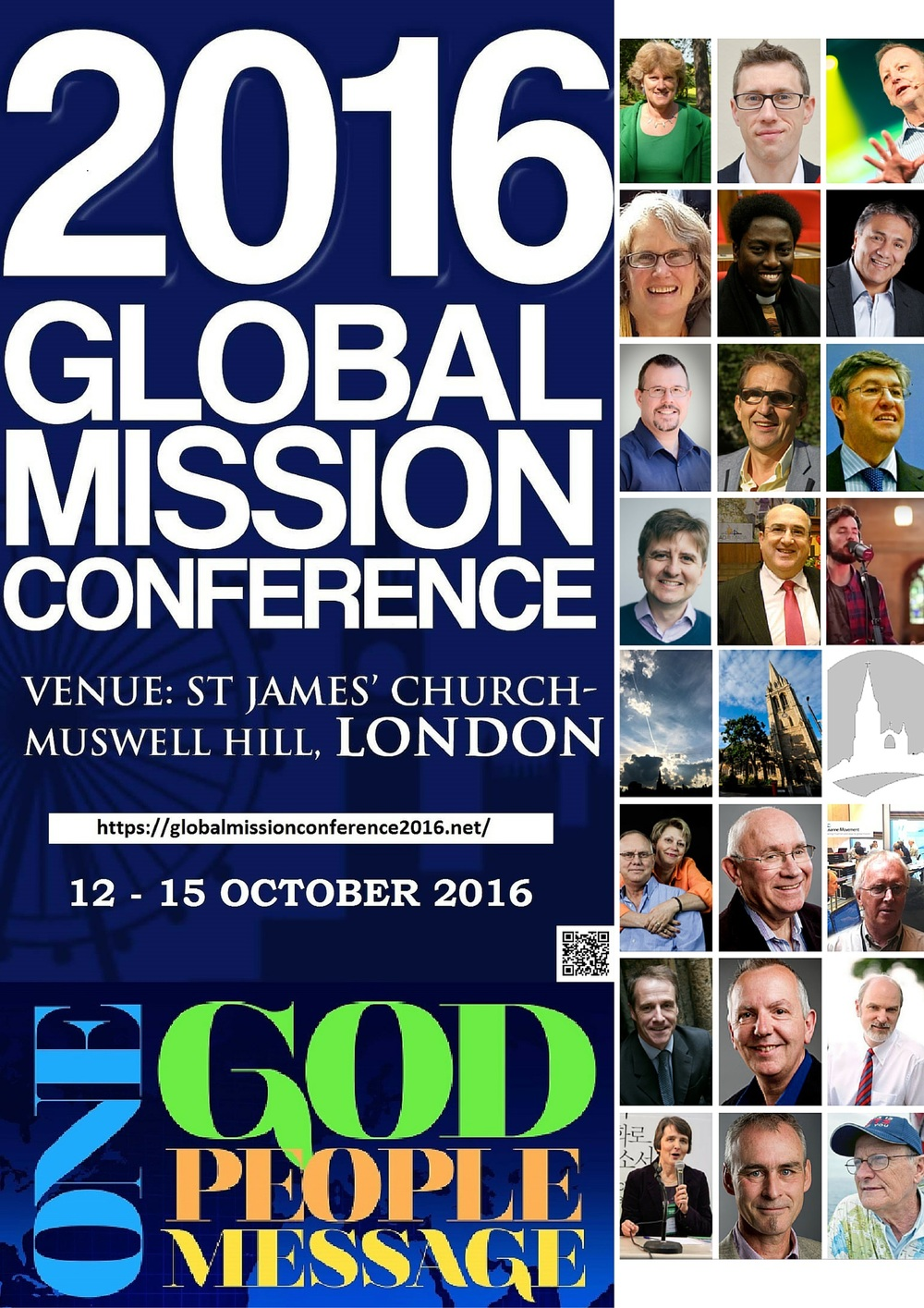 Global Mission Conference 2016