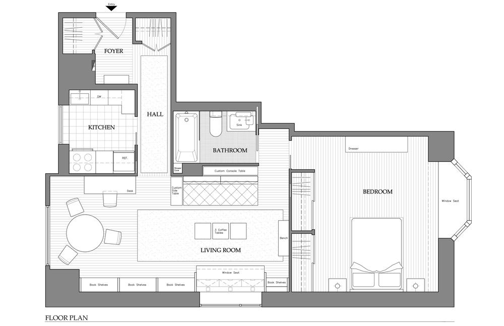 Interior Design New York City Impressive Kitchen Remodeling New York Plans