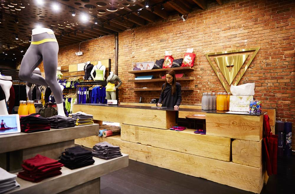 RETAIL DESIGN: YOGA RETAIL GREENWICH, CT 06830