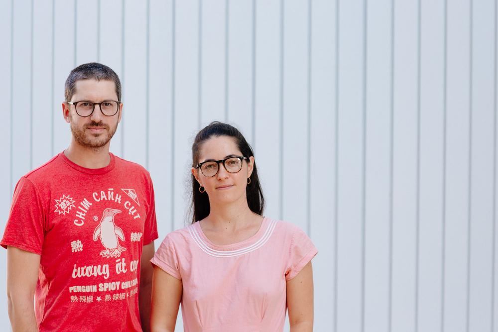Oren Shkedy and Dana Ruttenberg