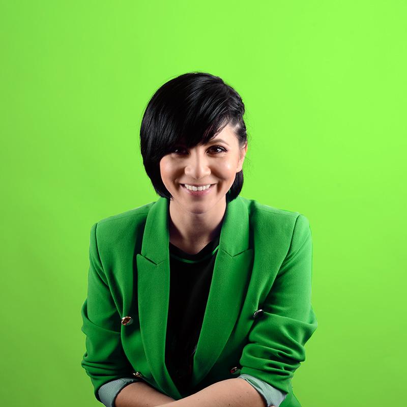 Irina Tudose Client Service Director