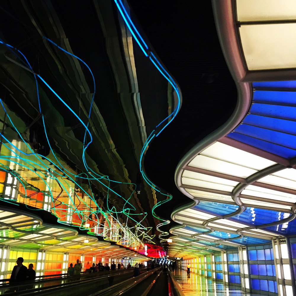 O'Hare International Airport - Chicago
