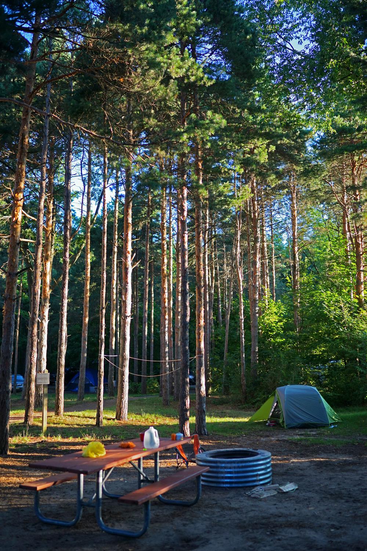 Campsite 91.