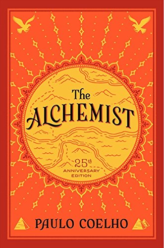 The Alchemist - Paulo Coelho - A fable about a shepherd following his dreams. I read this book every year and get a different insight every time.