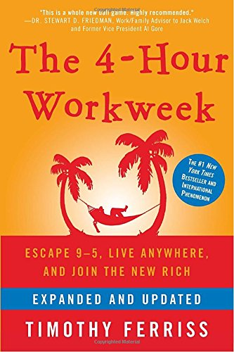 The 4 Hour Workweek - Tim Terriss - This book changed my life. Consider this your Tyler Durden. Maybe it's time to blow it all up?