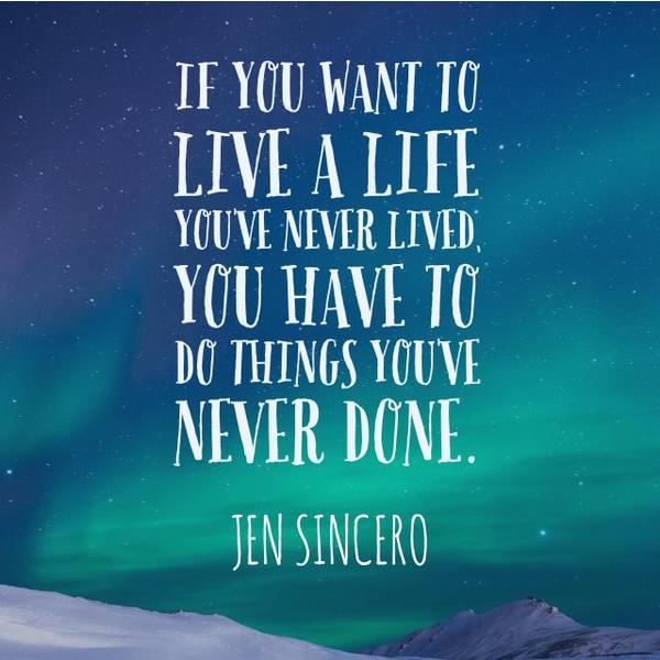 Jen Sincero quote