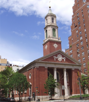The Brick Presbyterian Church, 1140 Park Avenue, New York, NY 10128