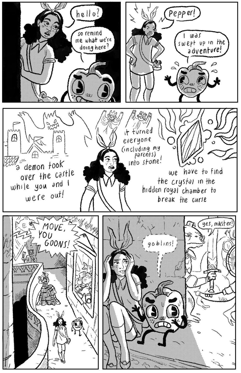 Princess and Pepper Page 2.jpg