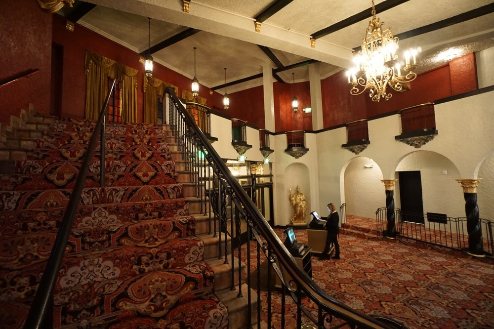 Lobby/Mezzanine