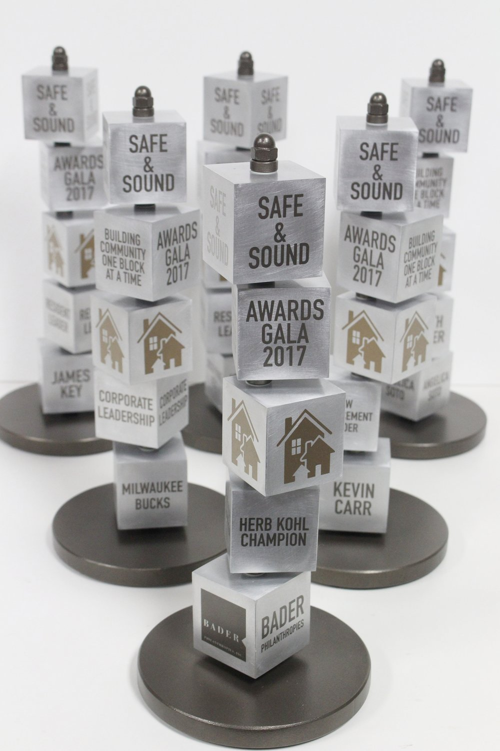 Safe & Sound Main Awards