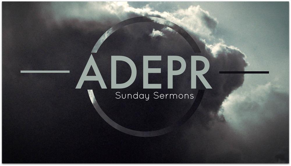 ADEPR Executive